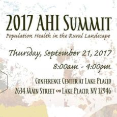 Thank You to Our 2017 AHI Summit Sponsors