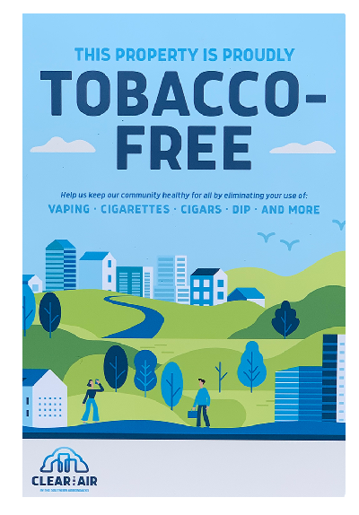 Tobacco Free Outdoors
