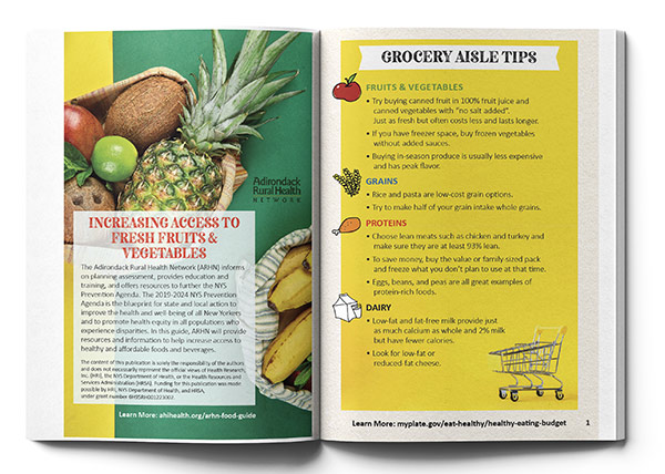 Regional Healthy Food Guide